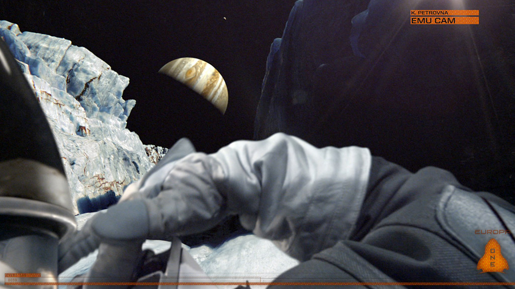 Europa Report (Official Movie Site) Starring Christian ...