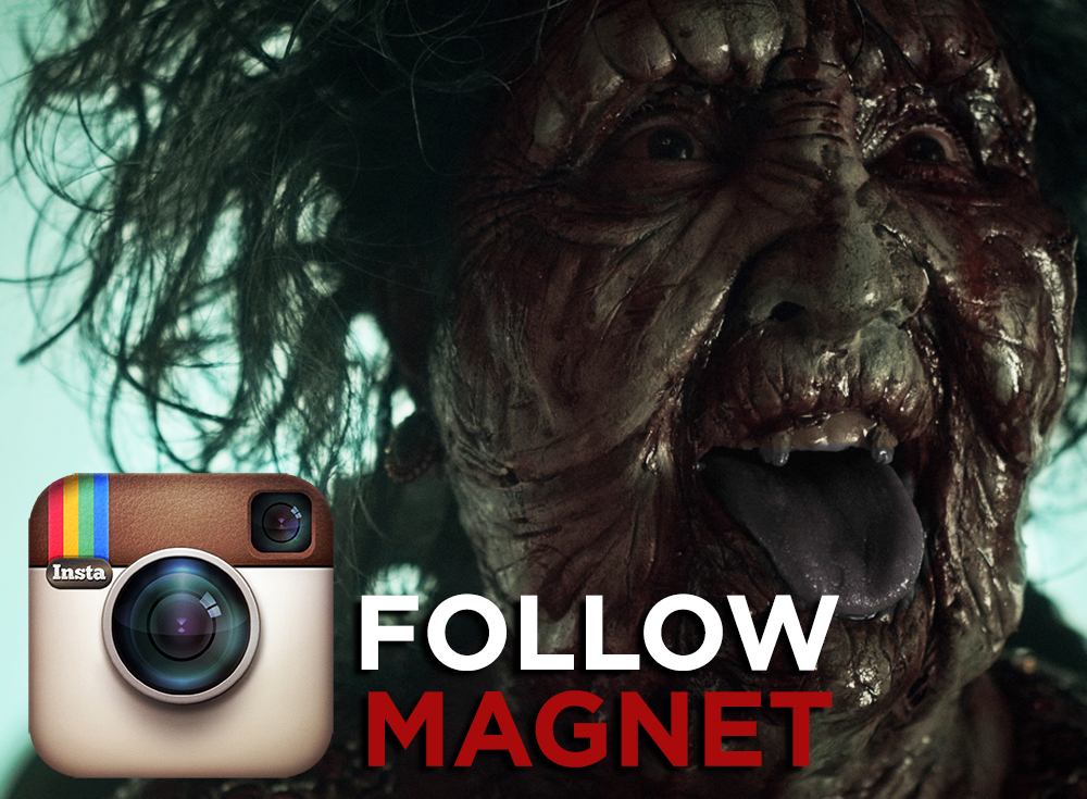 Magnet Releasing on Instagram
