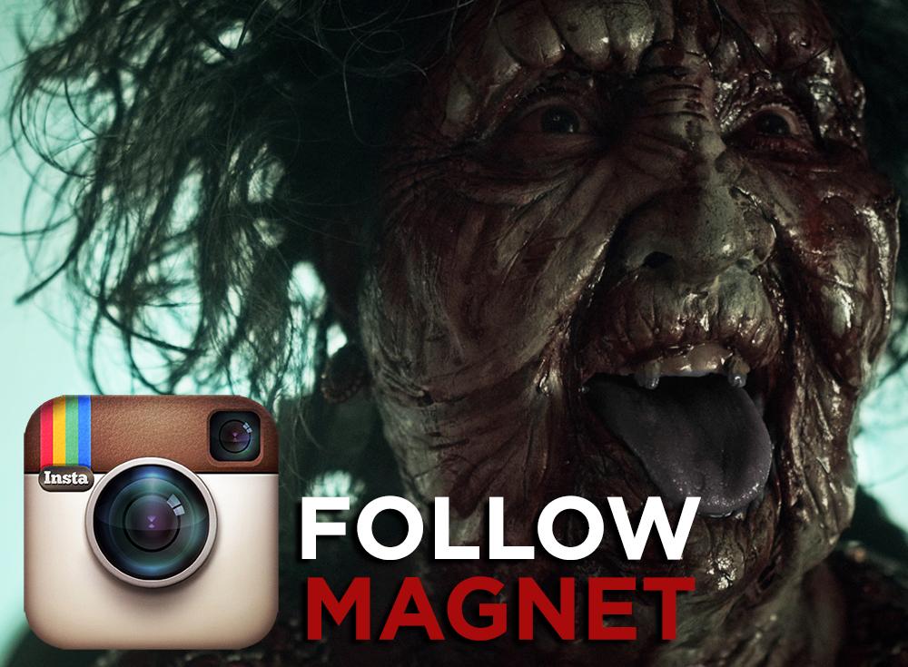 Magnet Releasing on Instagram
