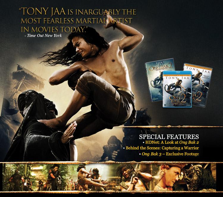 Warrior Movie Fight Scene: Ong Bak 2: The Beginning (Official Movie Site)
