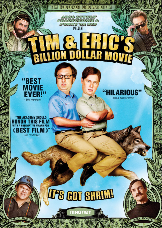 Image result for tim and eric's billion dollar movie